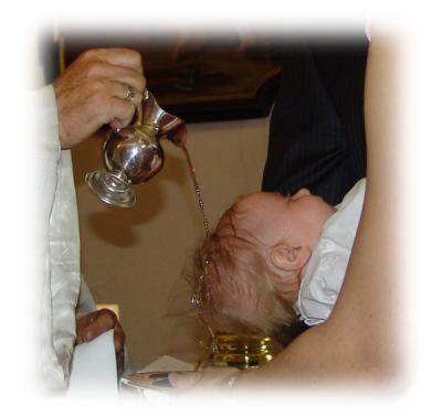 Herzliche Einladung zum Taufgottesdienst in unserer Stadtpfarrkirche zu Beelitz!