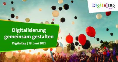 Anzeige: Bundesweiter Digitaltag am 18.06.2021