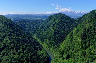 Dujanec Fluss,  Foto: Jakub Hałun
