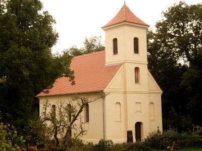 Kirche Nattwerder, Foto: CC