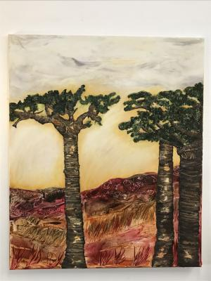 Christiane Crewtt-Bauser: Baobab