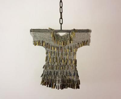 Christiane Crewett-Bauser: Kettenhemd