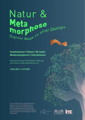 Plakat Natur & Metamorphose