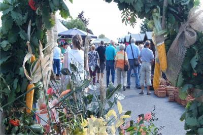 2021 wird wieder zum traditionellen Hof- und Herbstfest auf den Betriebshof der BP Saßleben eingeladen. Foto: PR