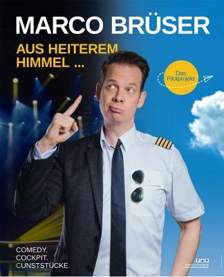 Comedy & Zauberkunst mit Marco Brüser