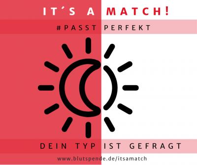 DRK Kampagne it´s a match!
