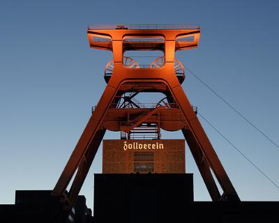Zeche Zollverein, Foto: Thomas Robbin