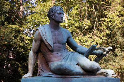 Heinrich von Kleist-Monument, Foto: Stefan Schwarz