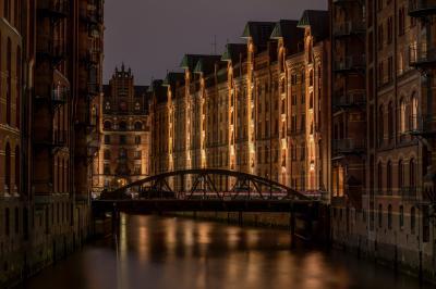 Hamburg Hafen-City, Foto: Dietmar Rabich