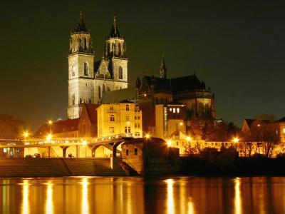 Dom zu Magdeburg, Foto: Wikimedia