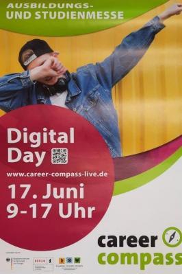 Flyer zum Digital-Day
