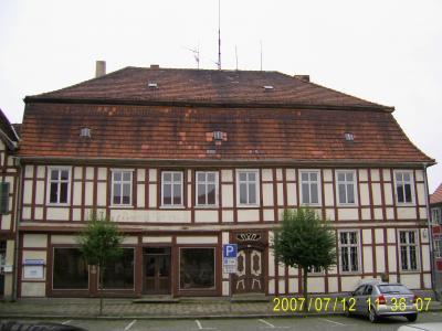 Ansicht 2007 Foto: Gemeinde Wusterhausen/Dosse