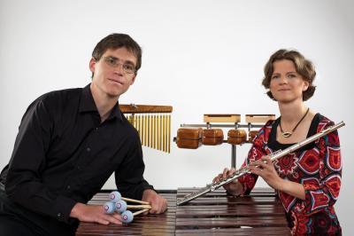 duo mélange |  Marimba und Querflöte
