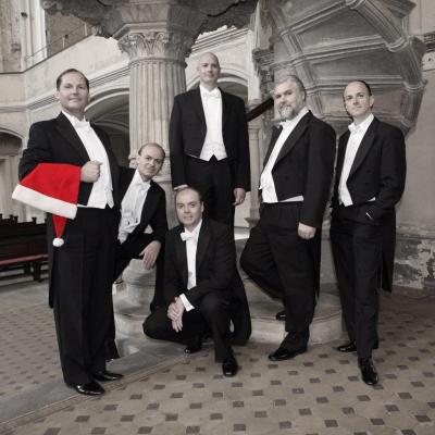 Comedian Harmonists Today, Foto: Kuno Rudolph