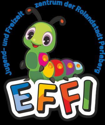Logo: Jugendd- und Freizeitzentrum   Die kleine Raupe